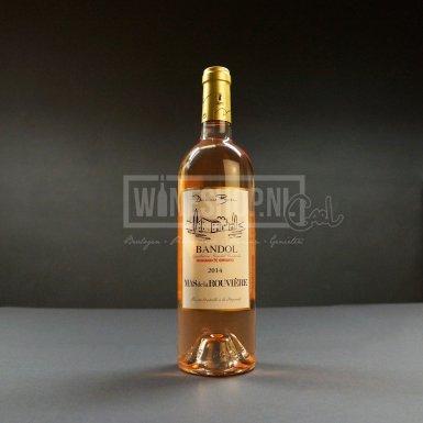 Domaines Bunan Mas de la Rouviere 2014 rosé