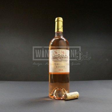 Domaines Bunan Chateau de la Rouviere 2018 rosé