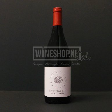 Waterkloof Circumstance Mourvedre - organic wine